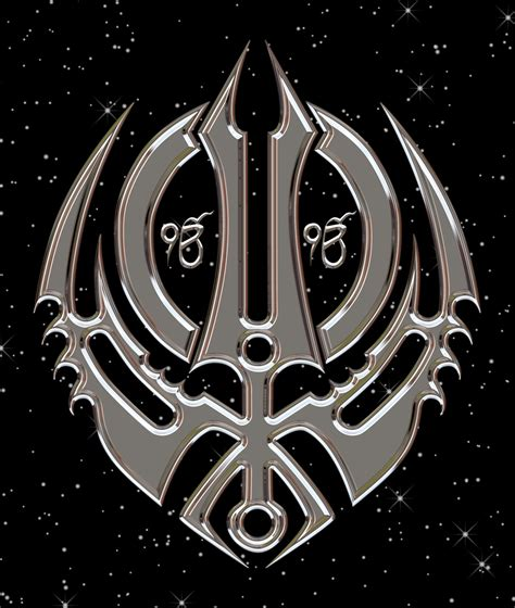 khanda by lordoftheconquerers on deviantart