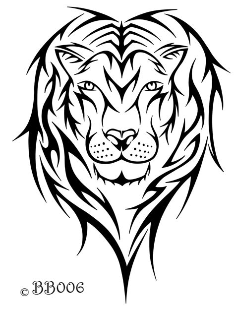 celtic lion tattoo designs tatos me tell a tribal designs