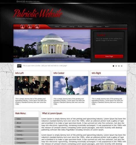 themes html premium 15 patriotic wordpress themes free premium templates