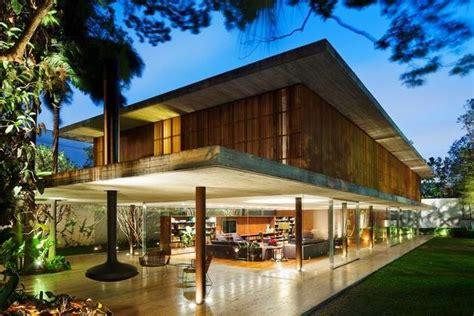 desain dapur terbuka ke taman desain rumah kaca panjang dan terbuka rancangan desain