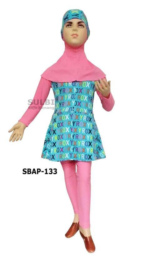 Baju Renang Anak Tk Muslimah Muslim Wanita Perempuan Cewek Toko Kami Grosir Baju Anak Baju Muslim Anak Pakaian Bayi