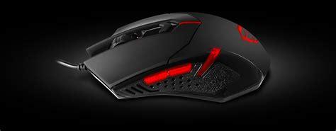 Baru Termurah Msi Gaming Mouse Ds B1 msi interceptor ds b1 gaming mouse black techbuy australia