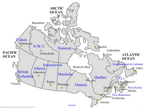 canada provinces map 302 found