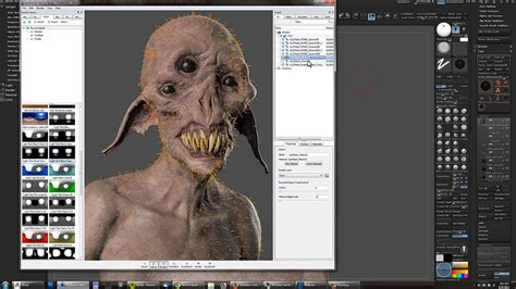 tutorial video keyshot get your creature on how to create realistic skin with