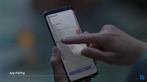 App Pair Best Features Of The Samsung Galaxy S9 And S9