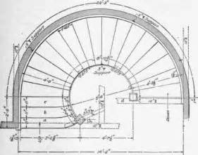 Circle Stairs by Circular Stairs Dimensions