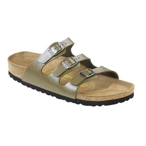 sandals fl birkenstock florida sandals birko flor white blue black