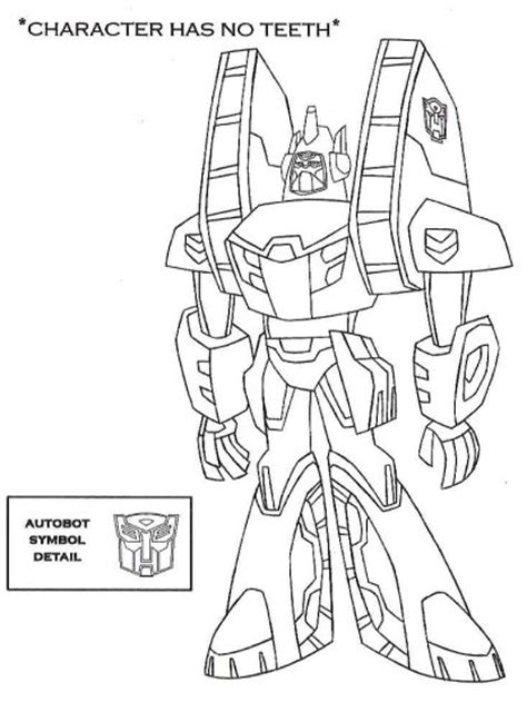 show me more transformers g1 colouring pages