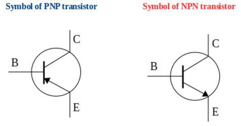 simbol transistor bipolar npn transistor bipolar and unipolar electrostudy