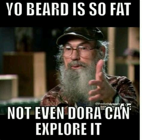 Uncle Si Memes - si your beard is so fat duck dynasty quotes if duck