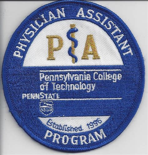 quinnipiac pa program pa program patches physician assistant history society