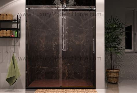 custom bathtub doors custom glass modern luxury frameless sliding shower door