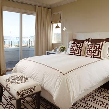 cream and brown bedroom brown and cream bedroom design ideas
