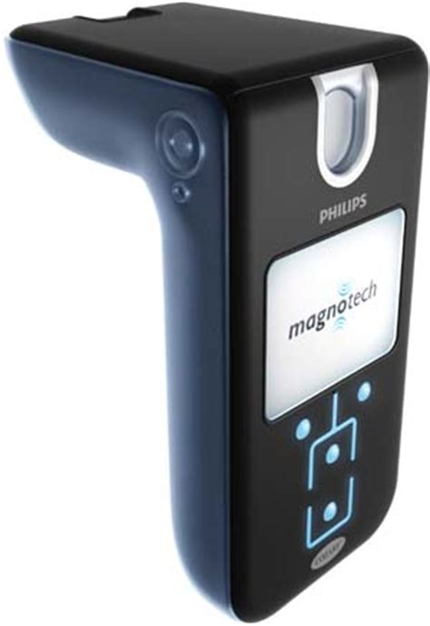 Philips Lead The Way As Tech Companies Move Into The Glossy Mags by Magnotech Point Of Care Lab Testing Medgadget