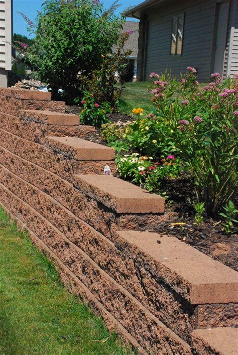 backyard retaining walls retaining wall backyard ideas pinterest
