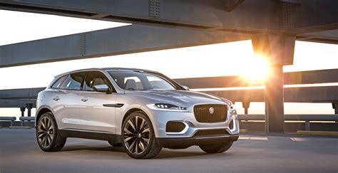грядущий кроссовер фирмы jaguar получил имя f pace