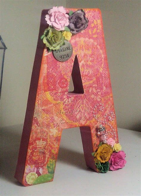 Make Paper Mache Letters - 17 best ideas about paper mache letters on