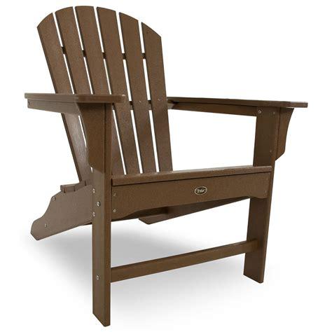 trex 174 outdoor furniture cape cod adirondack chair