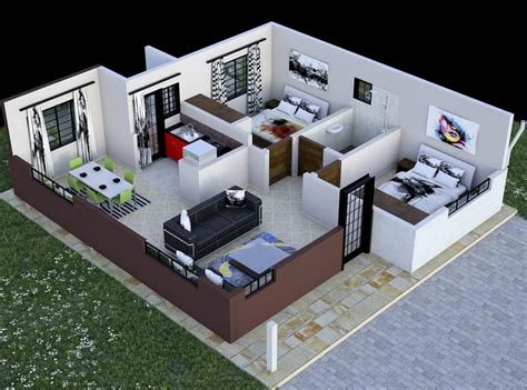 two bedroom house plans in kenya kenyan 2 bedroom house plans house plan 2017