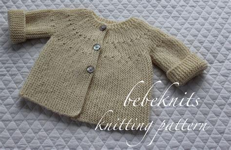 modern knit sweater pattern bebeknits modern european baby cardigan knitting pattern