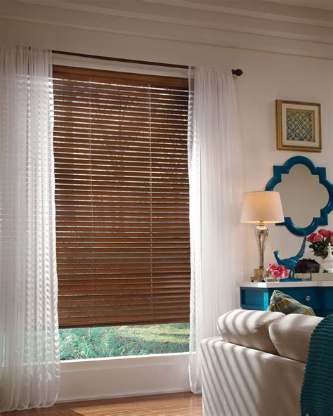 Custom Wood Blinds Custom Wood Blinds Houston Stained Blinds The Shade