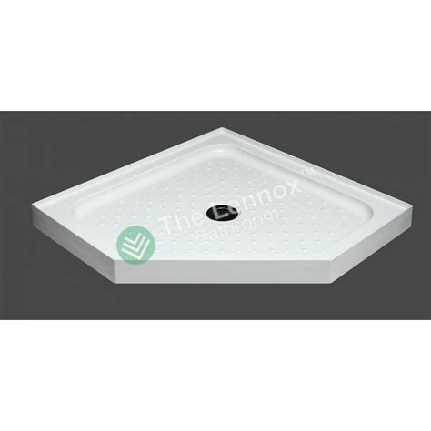 Shower Tray Liner by Shower Tray Angle Series 900x900mm Center
