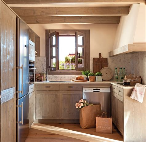 cocinas pequenas 15 fotos de cocinas peque 241 as bien aprovechadas