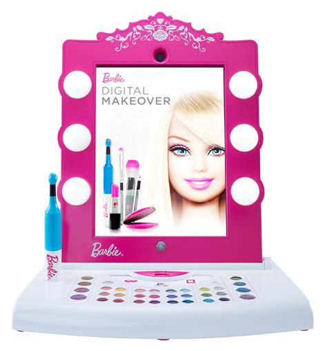Makeup Kit Makeover digital makeover toys pretend play