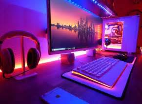 how to set up a room best 25 gaming setup ideas on pc gaming setup