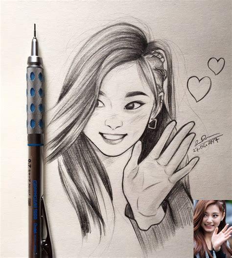 Kpop Sketches by Huskytzu On In 2019 Kpop Drawing Kpop