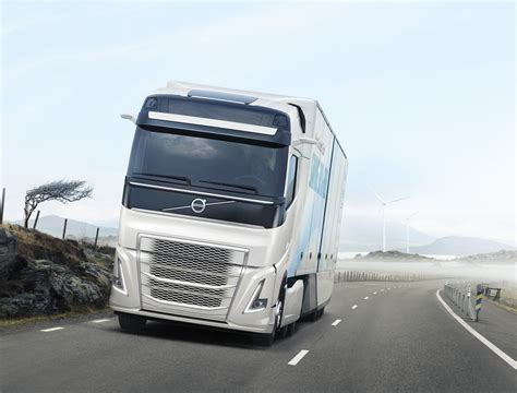 how much is a new volvo truck lighter volvo aero truck concept is 30 percent more fuel