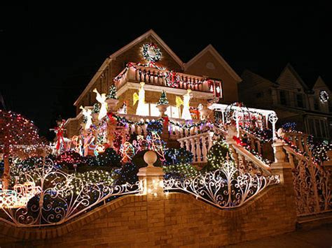 biggest christmas house nyc top 10 outdoor lights house decorations