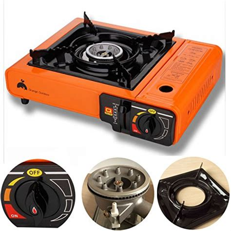 Outdoor Cooktop Propane by Portable Propane Butane Stove Outdoor Picnic Cing Gas