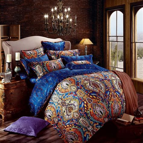 best 25 bohemian bedding sets ideas on blue