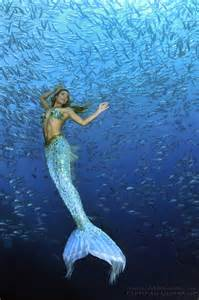 underwater mermaid model hannah mermaid