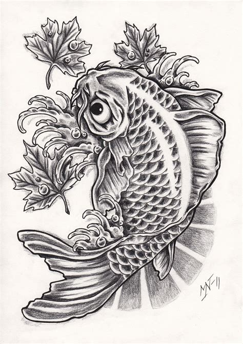 tattoo ideas drawings koi tattoos designs ideas and meaning tattoos for you