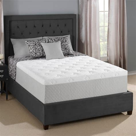 14 Inch Memory Foam King Mattress by Serta Memory Foam Mattress