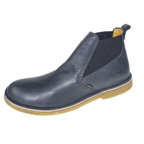 Www Zalando De Schuhe by Kickers Schuhe Chelsea Boot Green 001164 70 Noir