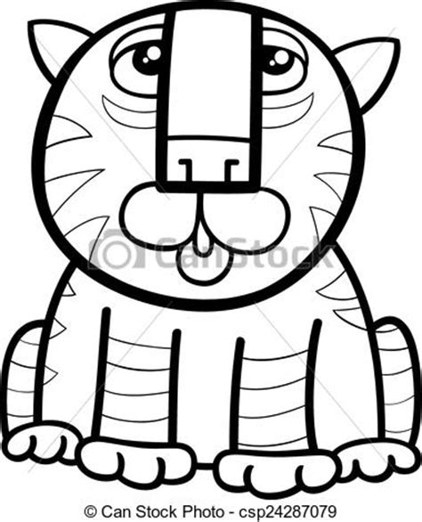 stripeless tiger coloring page a tiger tank free colouring pages