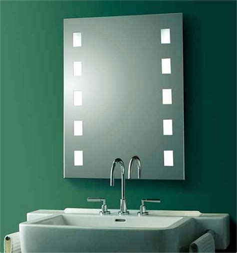 lighted mirrors for bathrooms modern 25 modern bathroom mirror designs