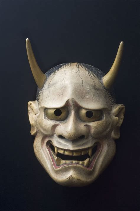 Masker Origins hannya mask www pixshark images galleries with a bite