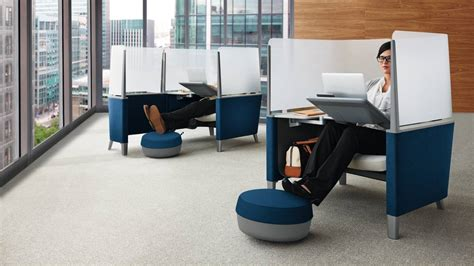 Good Posture At Desk Brody Modular Lounge Furniture Amp Work Pods Steelcase