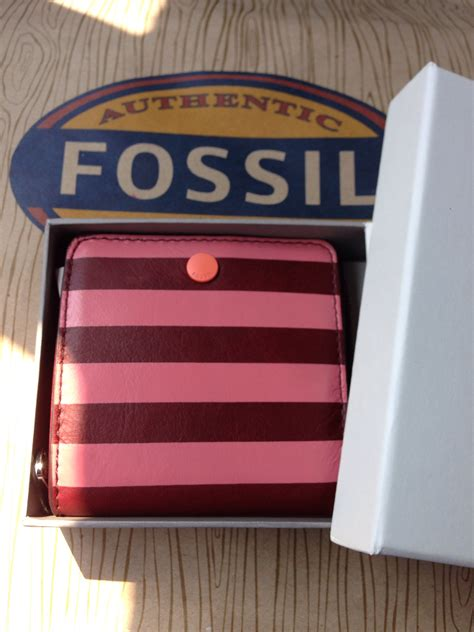 Dompet Fossil Original Fossil Dawson Multifunction Wallet Espresso 1 walllet menjual branded things brand new or 99 new