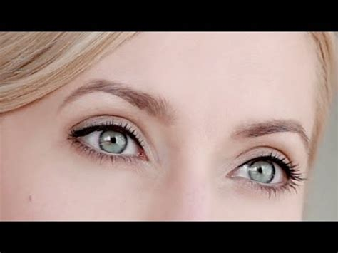 makeup tutorial natural look for green eyes natural eye makeup tutorial for everyday youtube