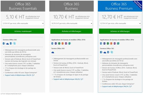 Office 365 Versions Office 365 Cloud Microsoft La Solution Bureautique Pour