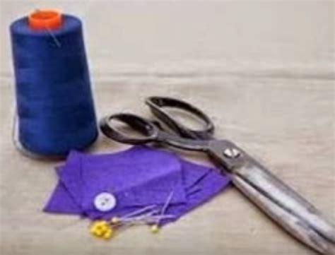 Bros Kain Perca Bentuk 1 cara membuat bros dari kain perca terbaru informasi terbaru