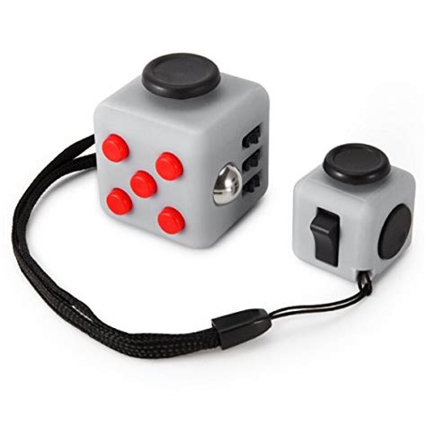 Greys Set Still Stressful grey fidget cube relieves stress anxiety attention