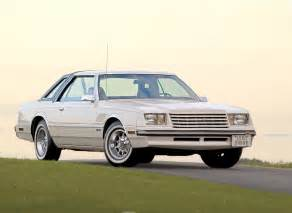 lost cars of the 1980s dodge mirada hemmings daily