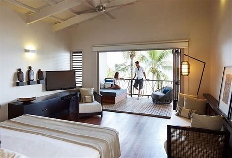 bedroom balcony design decorating with a south pacific island influence