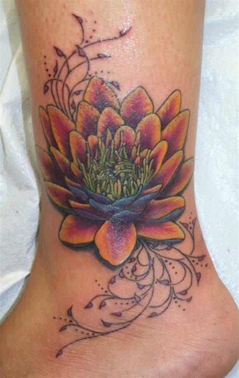 tattoo cover up ideas for foot ankle tattoo cover up creativefan